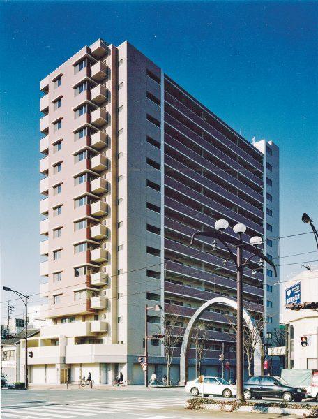 豊橋市内初の再開発プロジェクト