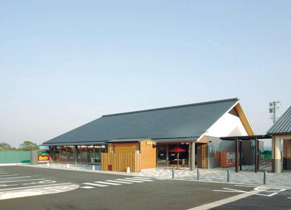 道の駅 にしお岡ノ山 地域振興施設