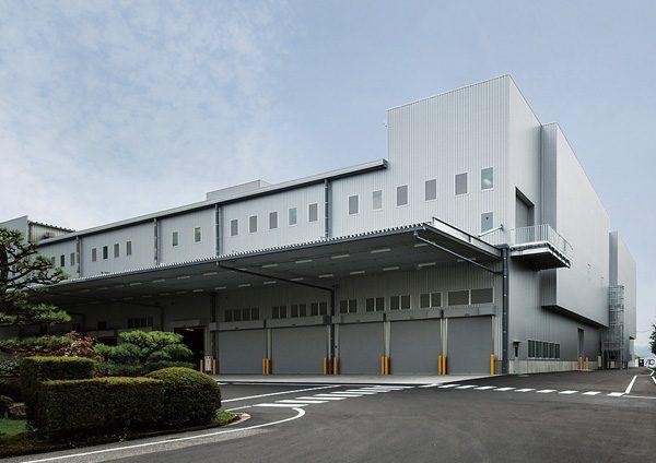 アイシン化工(株) パッド第3工場 増築