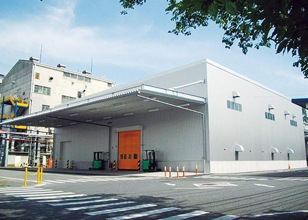 アイシン化工(株) 第6倉庫