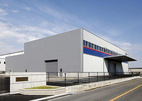 (株)石亀工業 新工場