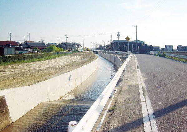 刈谷中井筋依佐美地区かんがい排水事業