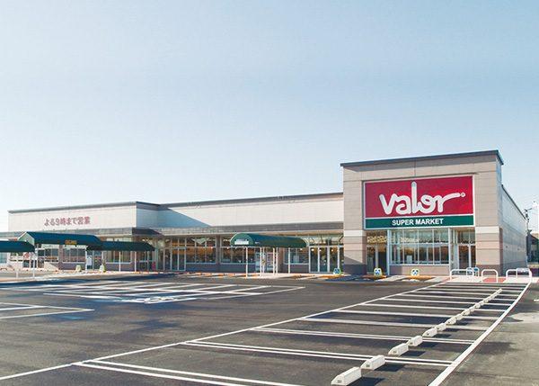(株)バロー スーパーマーケット Valor 上野台店
